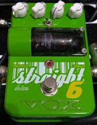 Pedal Overdrive Vox Streinght 6 ( Semi Novo)