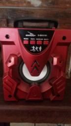 Troco Caixa de som e celular E7