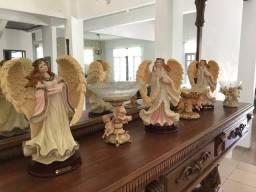 Anjos ideal para mesa de eventos