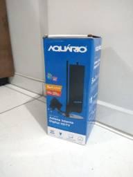 Antena digital amplificada aquário DTV-4600