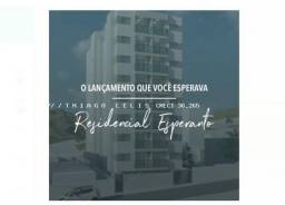 Residencial Esperanto lançamento 2 quartos suíte varanda e elevador em Bandeirantes