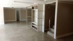 Excelente cobertura 5 suítes salão 3 ambientes 2ª quadra praia - Recreio