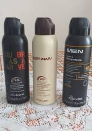 Kit Desodorantes Masculinos Boticário