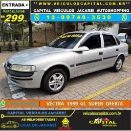 Vectra 1999 Parcelas de 299 reais ao mês