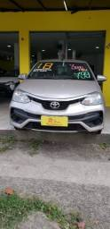Etios x 1.5, 2018-completo+gnv ent+48x799