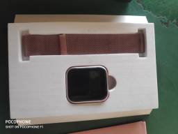 Smartwatch P80 semi novo $180