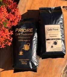 Vendo Café Artesanal torrado e moído e Café torrado em grãos.