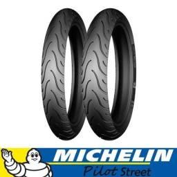Pneu Michelin Pilot Street (Novos e Originais)