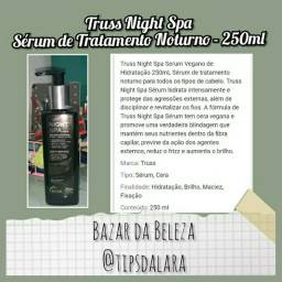 Tratamento Capilar Night SPA Sérum Truss