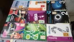 Coleção de Livros do Ensino Médio e Fundamental (Tudo por R$20,00)