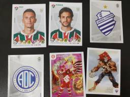 Figurinhas do Brasileirão 2020