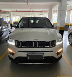 Jeep Compass Limited modelo mais top