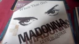 Madonna Live In Japan  Original vinil lazer disk
