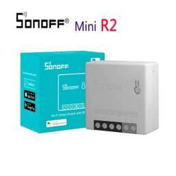 Sonoff Mini R2, Interruptor Wifi, Automação Residencial