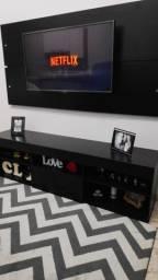 Vendo Rack e Painel TV SemiNovo