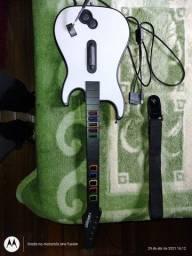 Vendo guitarra para PS2,PS3 E PC