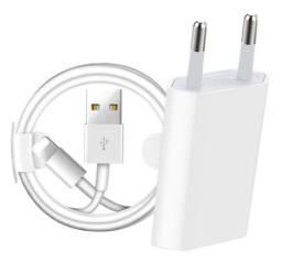 Kit para iphone - Carregador + cabo USB