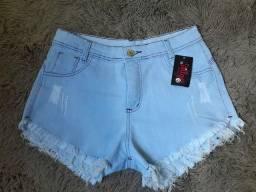 Short jeans feminino novo N°42
