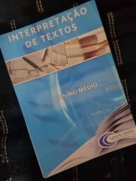 Interpretação de textos 3 ed. Ensino Médio