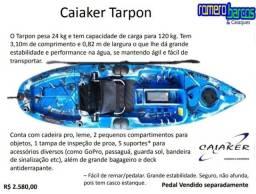 Caiaque Tarpon individual da caiaker