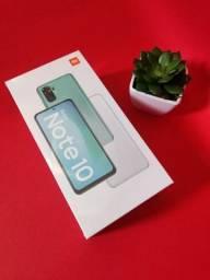 Redmi Note 10 Cinza 4gb ram 64gb rom