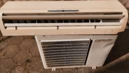 Vendo Ar condicionado frio usado 28000 btus
