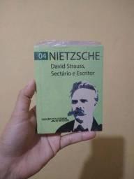 Coleção O essencial de Nietzsche Volumes 04 e 08