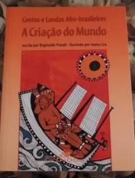 Livro - Contos e Lendas Afro-brasileiros - a Criação do Mundo