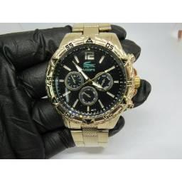 Relógio predador luxo aço