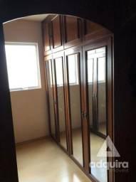 Apartamento com 3 quartos no Edifício Imperador - Bairro Centro em Ponta Grossa