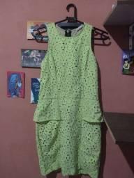 Vestido Chica Fulo M