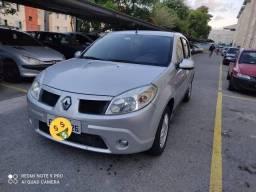 Renault Sandero privilége 1.6 8v completo.