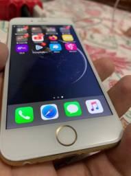 Troco iPhone 6s zero