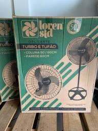 Ventilador de Parede LorenSid 60 Centímetros Bivolt (novo)