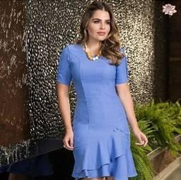 Vestido Azul (Novo)