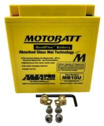 Bateria Motobatt Mb10u Yb10la2 Intruder 250 Gs500 Xv250 Virago 250 95-03 Gsx600f
