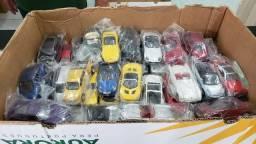 Miniaturas carros metal