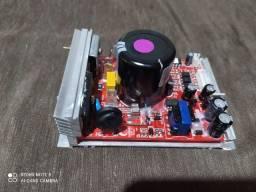 Placa eletrônica para esteira ergométrica