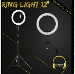 Ring light 12 polegadas