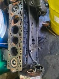 Motor cummis seria b batido completo