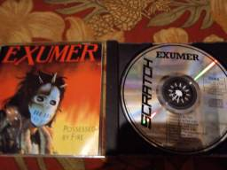 Exumer possessed by fire importado