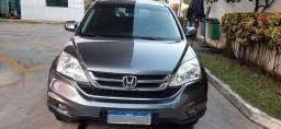 Honda Crv Exl 2.0. 16v. 4x4.Aut. 2011/2011 Gasolina.Couro