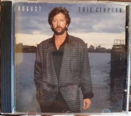 Cd Eric Clapton August (importado)