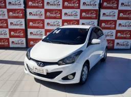 Hyundai Hb20 2014 1.6 Branco Única dona Ipva 2021 Pago