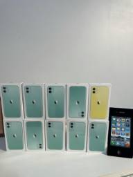 iPhone 11 64gb e 128gb aceitamos cartão