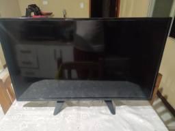 Smart tv para retirada de peças.