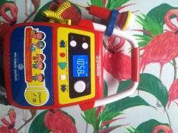 Rádio Infantil Meu Primeiro Gradiente GMP104 - NOVO