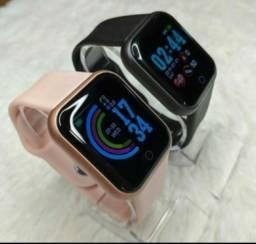 Smart watch D20/Y68 relógio inteligente Bluetooth