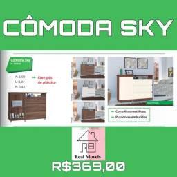 Cômoda Cômoda Cômoda Cômoda Sky B