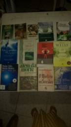 Livros espiritas grande promoção